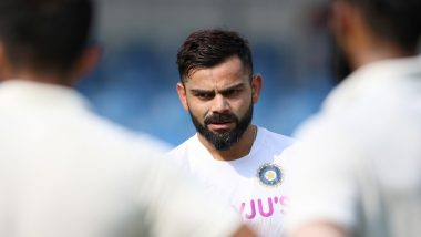 Virat Kohli Says 'Fielding is the Biggest Challenge With Pink-Ball' Ahead of IND vs BAN Day-Night Test 2019