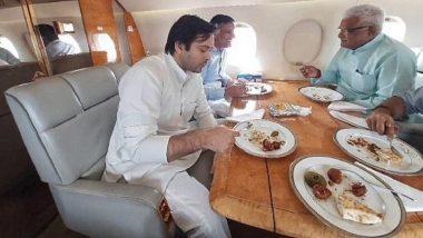 Tejashwi Yadav Draws Flak for Celebrating His 30th Birthday in Chartered Plane