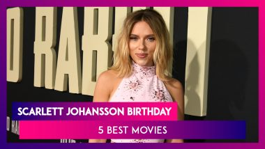 Scarlett Johansson Birthday: 5 Best Movie Roles Of The Actress That Left a Strong Impact