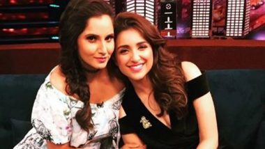 Parineeti Chopra on Her Tennis Idol Sania Mirza: 'You're Real in a Sea of Fake'