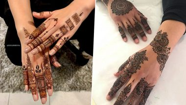 Easy Mehndi Designs for Bridesmaids: New Semi-Bridal Arabic, Indian, Moroccan Mehendi Designs for All The Banno Ki Sahelis!