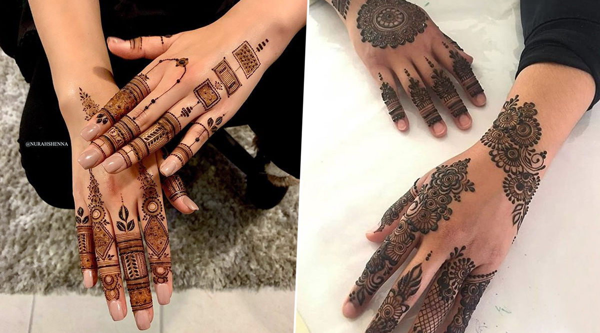 Easy Mehndi Designs For Bridesmaids New Semi Bridal Arabic Indian Moroccan Mehendi Designs For All The Banno Ki Sahelis Latestly