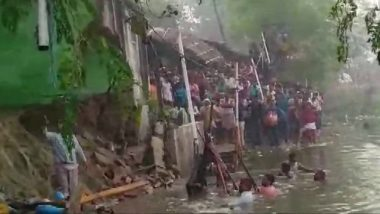 Chhath Puja Turns Tragic in Samastipur, Bihar; Two Women Dead After Temple Wall Collapses Near Ghat