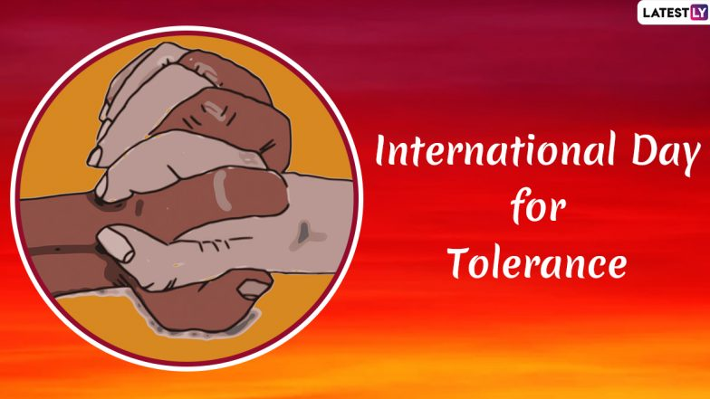 International Day for Tolerance 2019 Date: History and Significance Of The Day That Promotes Tolerance and Non-Violence