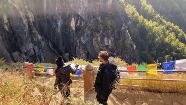 Anushka Sharma and Virat Kohli's New Picture from their Bhutan Holiday is all About Loving your Soulmate