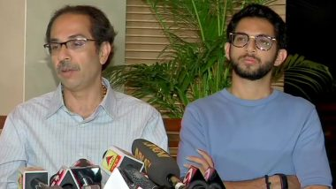 Shiv Sena Alliance With Congress, NCP? Uddhav Thackeray Says 'Will Find A Way To Work Together In spite of Ideological Differences'