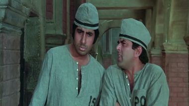 Ramesh Sippy's Cult Hit Sholay to Get Special Screening in IFFI 2019 on November 20