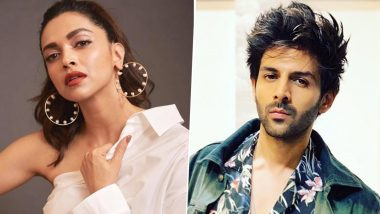 Deepika Padukone and Kartik Aaryan's Social Media 'Shenanigans' Continue With the Actress' Cannes Throwback Video