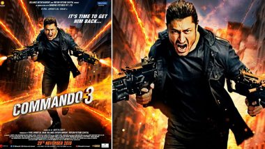 Commando 3 Box Office Collection Day 4: Vidyut Jammwal's Film Sustains Well On First Monday, Earns Rs  21.58 Crore