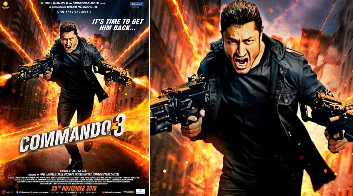 Commando 3 Movie: Review, Cast, Box Office Collection, Budget, Story, Trailer, Music of Vidyut Jammwal, Adah Sharma and Gulshan Devaiah Film