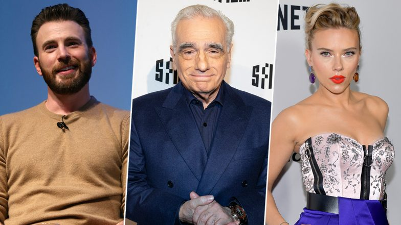 Avengers Endgame Stars Chris Evans, Scarlett Johansson Respond to Martin Scorsese's Marvel Criticism