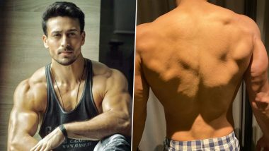 Tiger Shroff Gets Scrapes and Minor Cuts on His Back While Shooting for Baaghi 3 (View Pics)