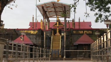 Sabarimala Temple Gates Set to Open Tomorrow Amid Increased Security, Over 800 Medical Staff Deployed