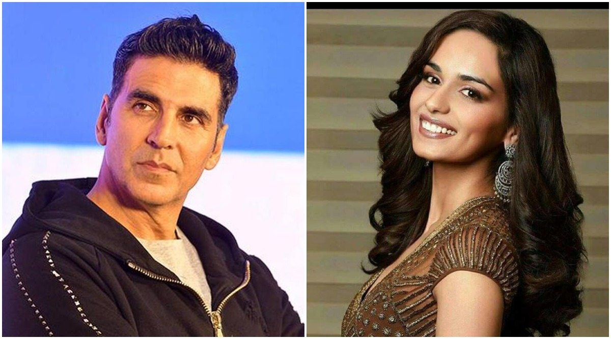 Manushi Chhillar Officially Comes on Board as 'Sanyogita' in Akshay Kumar's Prithviraj