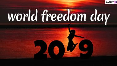 World Freedom Day 2019: Know History and Significance of the Annual Event Observed to Mark 'The Fall of the Berlin Wall'