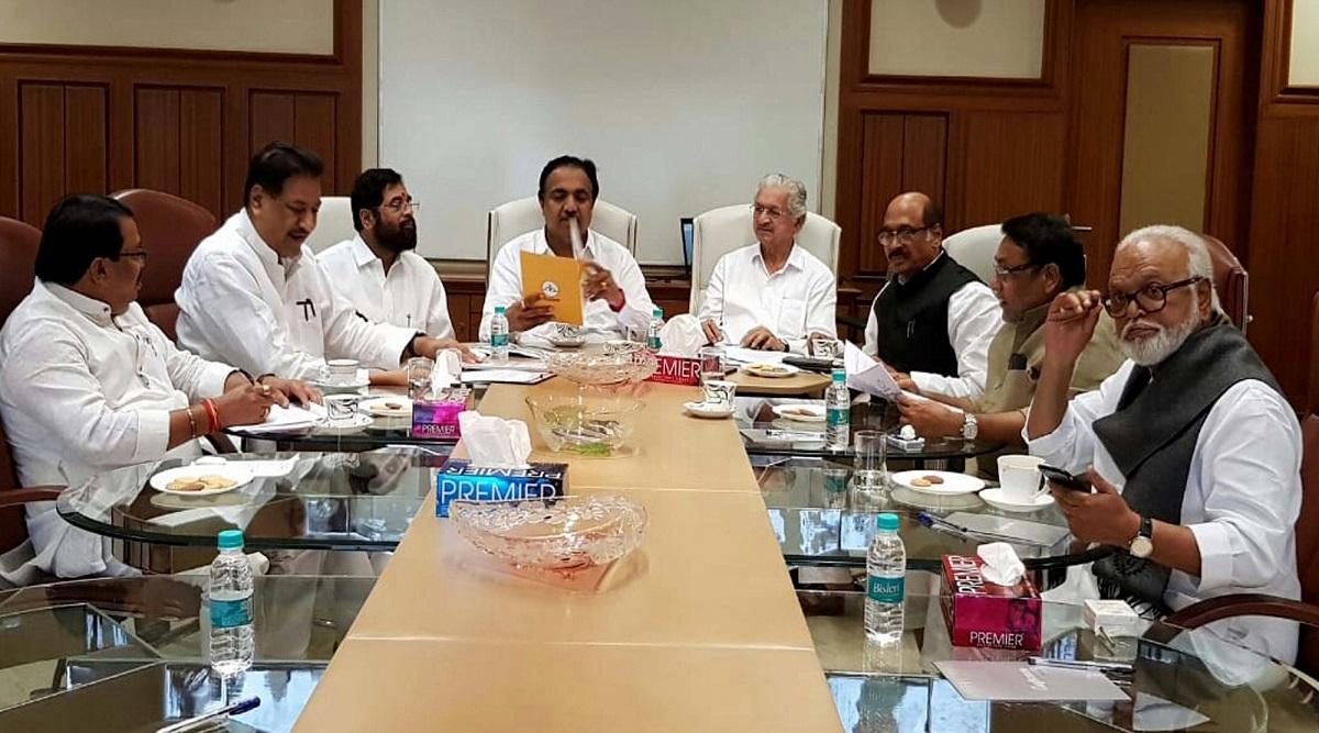 Maharashtra: Shiv Sena, NCP, Congress Hold First Joint Meeting, Common Minimum Programme Final Draft Sent to Sonia Gandhi, Sharad Pawar And Uddhav Thackeray For Approval