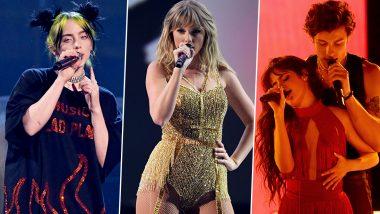 American Music Awards 2019 Winners' List: Billie Eilish, Taylor Swift, Shawn Mendes-Camila Cabello Win Big!