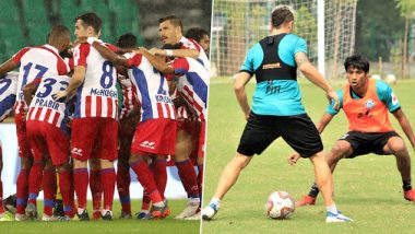 ATK vs JFC Head-to-Head Record: Ahead of ISL 2019-20 Clash, Here Are Match Results of Atletico de Kolkata vs Jamshedpur FC Last 5 Encounters in Indian Super League
