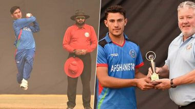 IND vs AFG Under-19 3rd ODI 2019 Match Result: Abdul Rahman All-Round Show Helps Afghanistan Beat India by 3 Wickets, Stay Alive in Five-Match Series