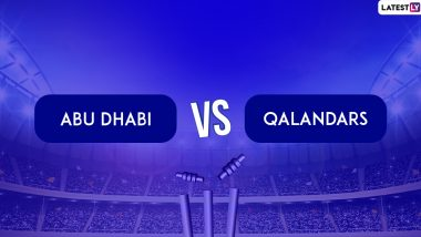 T10 League 2019 Dream11 For Team Abu Dhabi vs Qalandars Team Prediction: Tips to Pick Best All-Rounders, Batsmen, Bowlers & Wicket-Keepers For TAB vs QAL T10 Match in Abu Dhabi