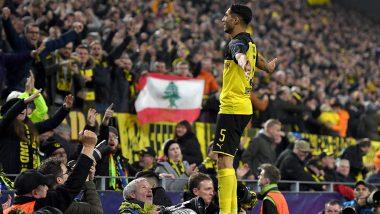 Achraf Hakimi's Brace Helps Dortmund Beat Inter Milan 3–2 in UEFA Champions League 2019–20