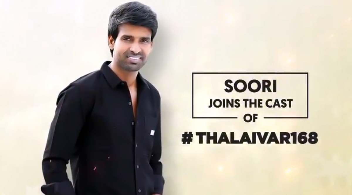 Thalaivar 168 Update: Jilla Fame Soori Joins the Cast of Superstar Rajinikanth Starrer (Watch Video)