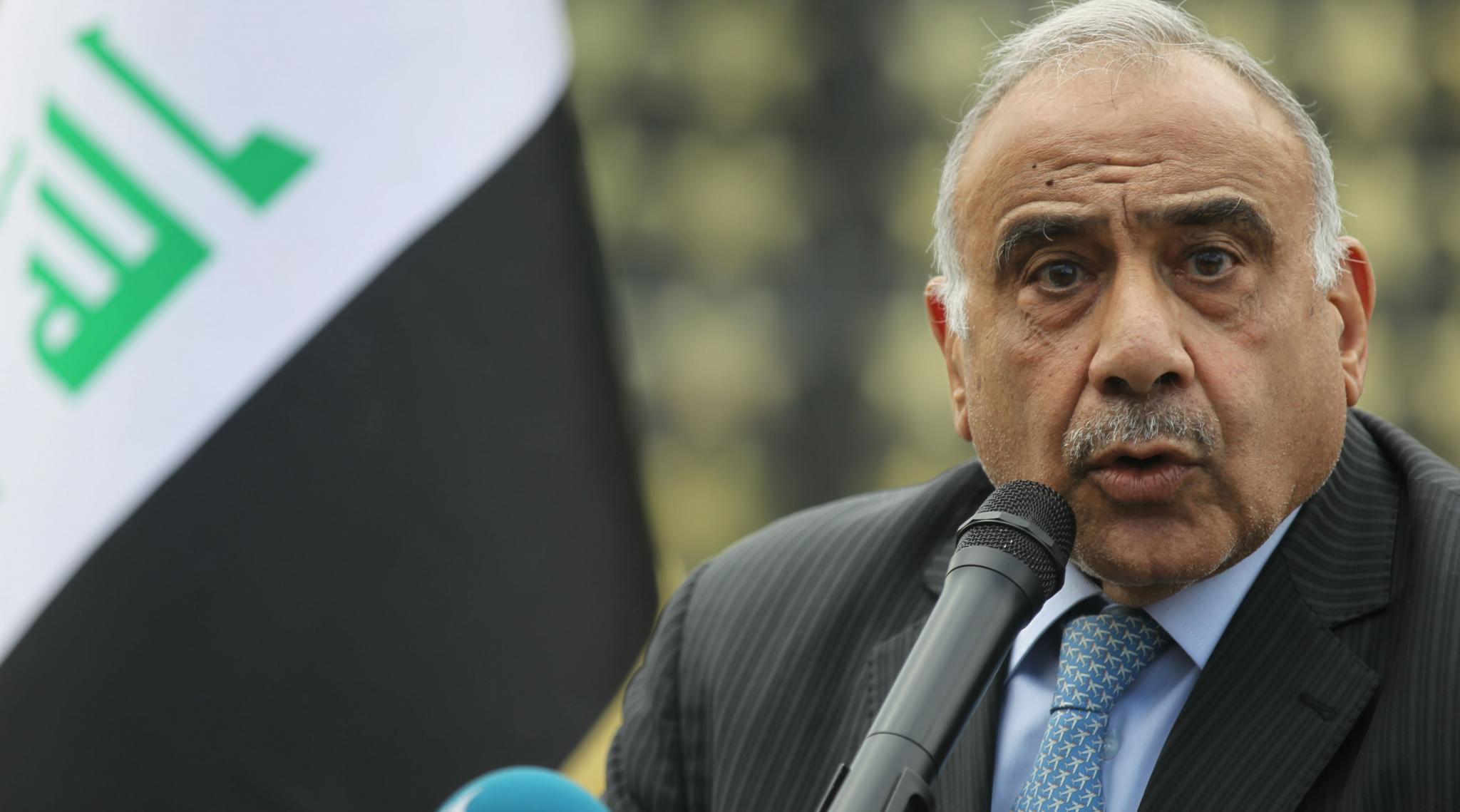 Adel Abdel Mahdi to Resign as Iraq PM After Protests That Claimed More Than 400 Lives