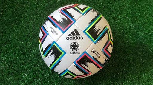 UEFA EURO 2020 Official Match Ball 'Uniforia' Revealed by Adidas