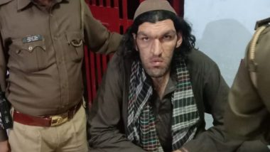 Towering Afghan Cricket Fan Can't Find Hotel to Stay in Lucknow Due to His 8 Foot 2 Inch Height! (See Pic)