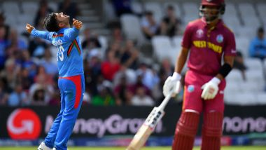 Live Cricket Streaming of Afghanistan vs West Indies, 1st T20I 2019 Match on Hotstar: Check Live Cricket Score, Watch Free Telecast of AFG vs WI on TV and Online