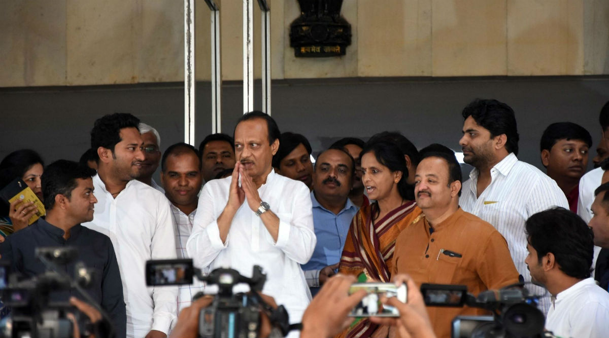 Ajit Pawar Confirms He Won't Take Oath Today, NCP Remains Undecided on Deputy CM Post