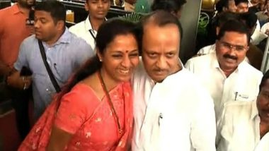Ajit Pawar Likely to be NCP Legislature Party Leader or Maharashtra Deputy CM Despite 4-Day Stint With BJP: Reports