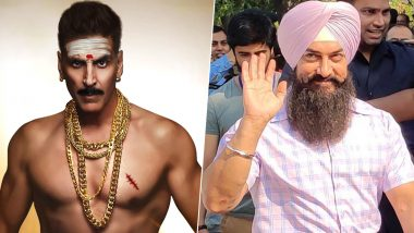 Akshay Kumar's Bachchan Pandey or Aamir Khan's Laal Singh Chaddha: Which Christmas 2020 Release Are You Excited About? (VOTE NOW)