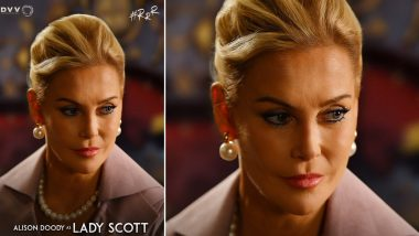 RRR: CONFIRMED! Bond Girl Alison Doody to Play the Lead Antagonist in SS Rajamouli's Ram Charan-Jr NTR Starrer