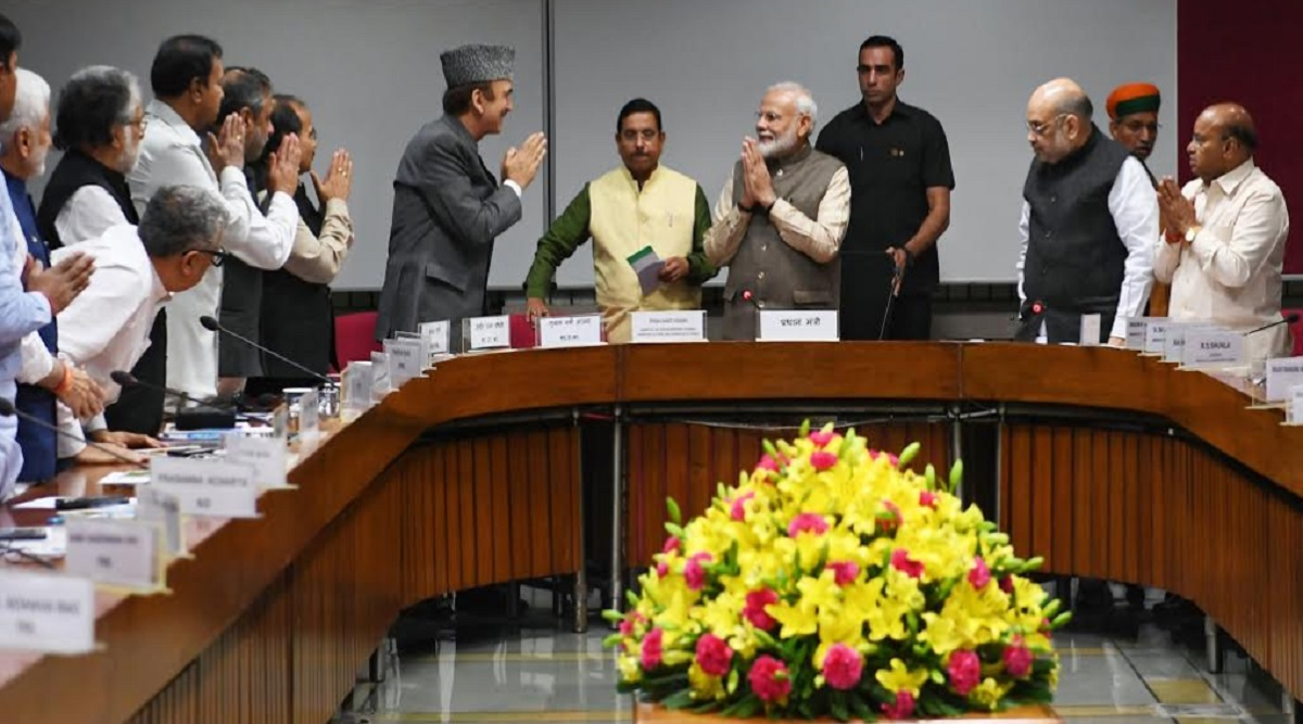 All-Party Meet: Opposition Raises Unemployment, Kashmir Issues; PM Modi Says All to be Discussed in Parliament's Winter Session