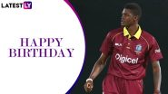 Happy Birthday Alzarri Joseph: Top Spells by the Enigmatic West Indian Pacer As He Turns 23