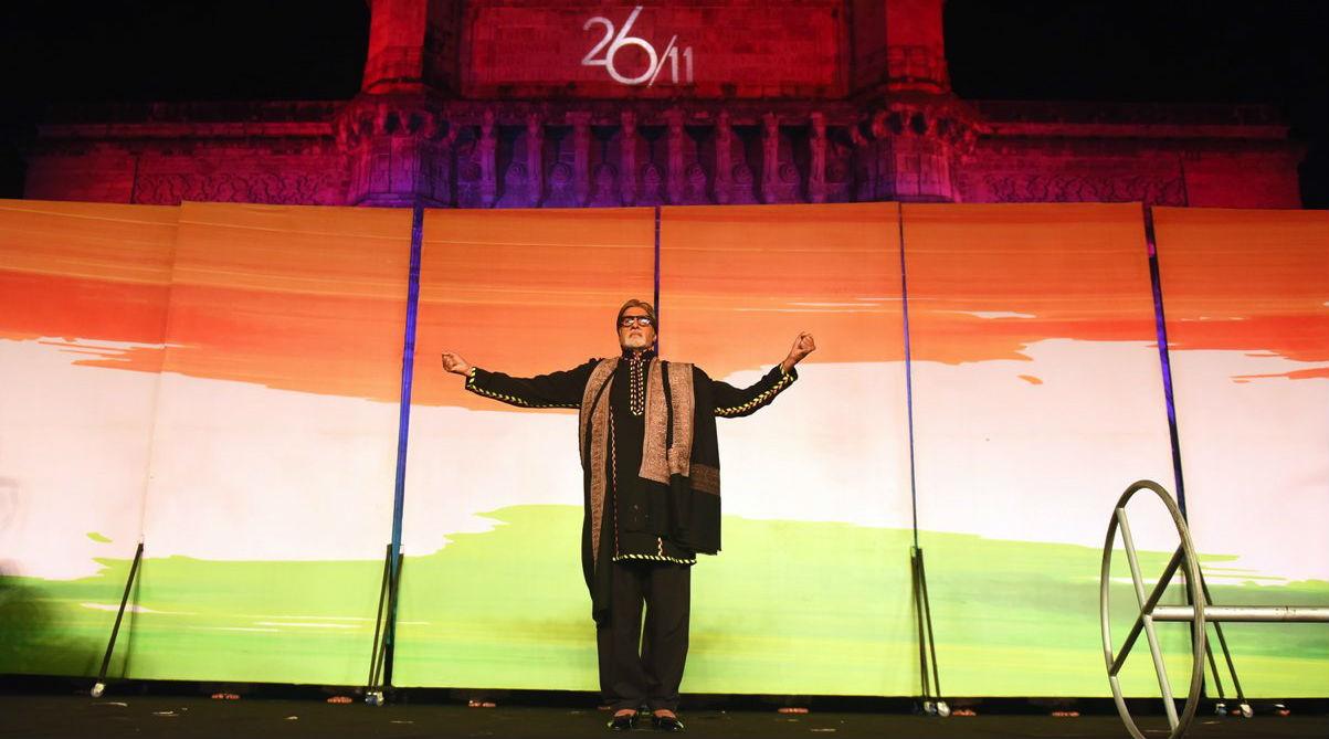 Amitabh Bachchan Pays Tribute to Martyrs of 26/11 Mumbai Terror Attacks