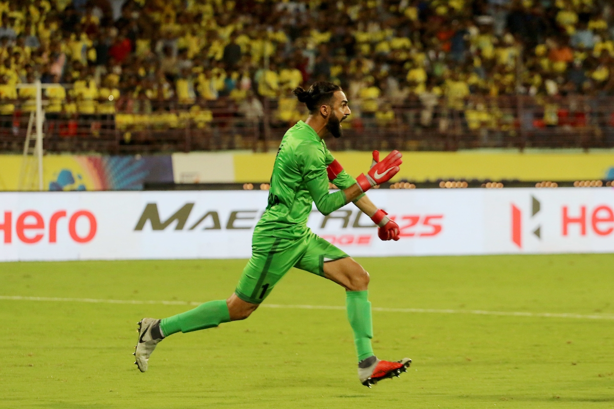 Manchester City Deal Is Great News for Young Indian Players, Says Mumbai City FC Goalkeeper Amrinder Singh
