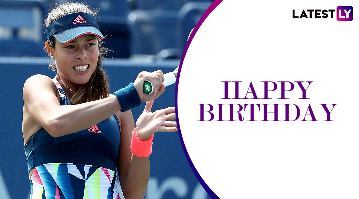 Happy Birthday Ana Ivanovic: 5 Lesser-Known Things to Know About Former Serbian Tennis Player