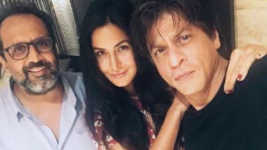 Katrina Kaif to Collaborate With Shah Rukh Khan and Aanand L Rai for a Korean Film Remake? Deets Inside!