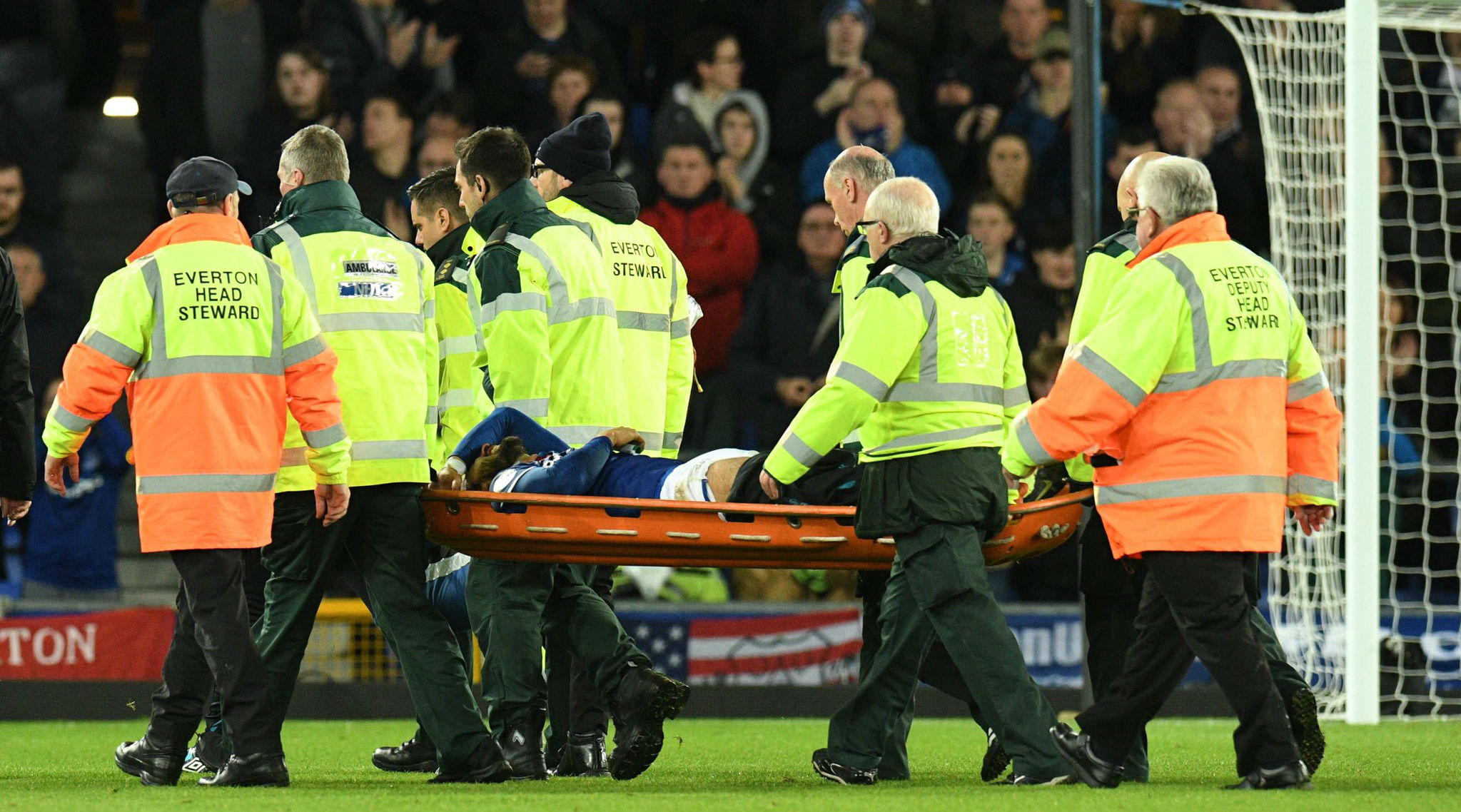 Andre Gomes Suffers Horrorible Ankle Injury, 'Devastated' Son Heung-min Sees Red as Everton Deny Tottenham Hotspur