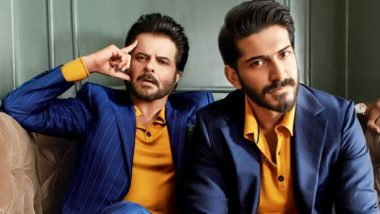 Anil Kapoor Wishes Harshvardhan With an Adorable Post, Says 'You're My Son, Best Friend and Now Rival' (View Pics)