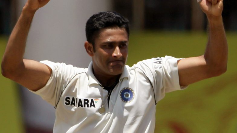 Anil Kumble Reveals Surprising Details About His Remarkable 10-Wicket Haul Against Pakistan in 1999, Says 'Team India Planned to Drop Catches of Other Bowlers