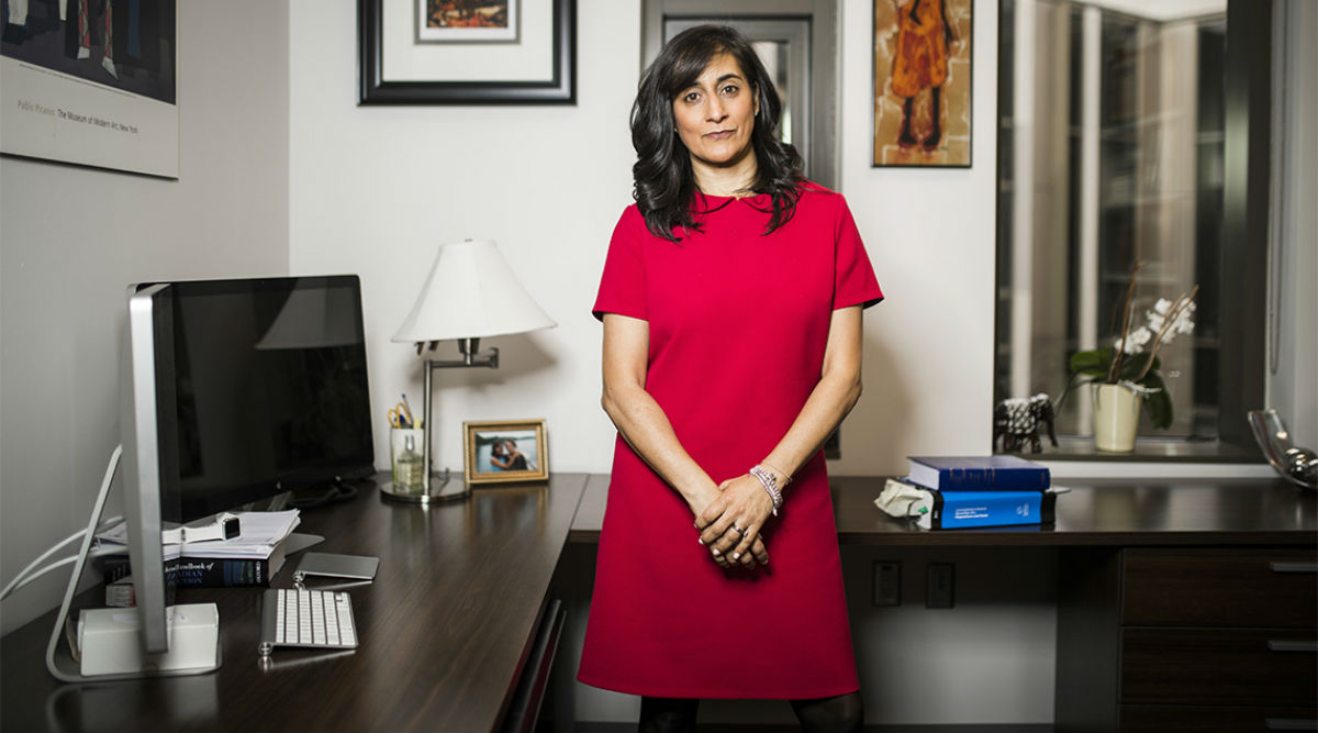 Anita Anand Becomes First-Ever Hindu to Be Inducted in Canada's Cabinet; Who Is She?