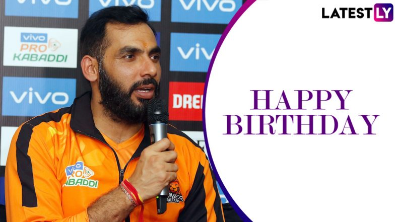 Happy Birthday Anup Kumar: Lesser-Known Things to Know About the Captain Cool of Kabaddi