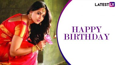Happy Birthday, Anushka Shetty! 10 Fascinating Facts About the Baahubali Actress That You Need to Sit Down and Read!