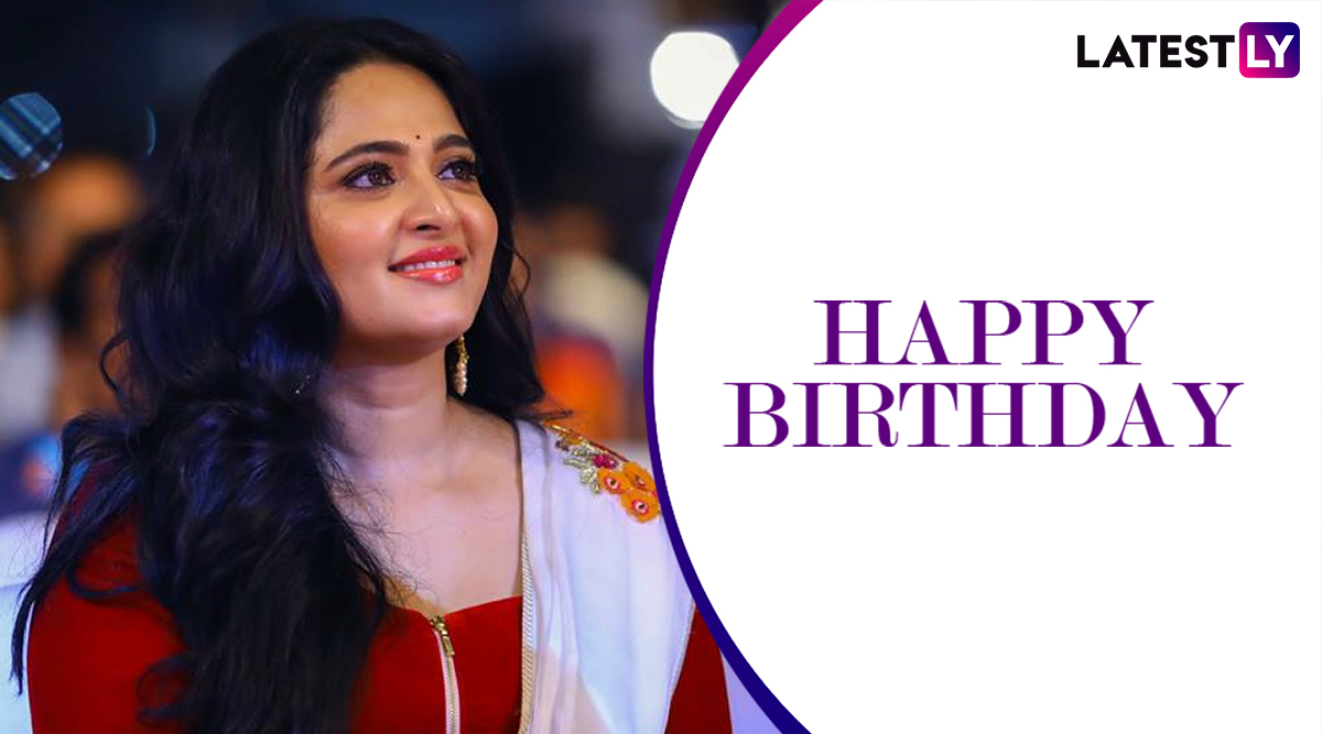 Anushka Shetty Birthday Special: From Arundhati to Baahubali, a Look at This South Beauty's Most Memorable Films