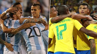 Brazil vs Argentina Dream11 Prediction in International Friendlies 2019: Tips to Pick Best Team for BRA vs ARG Football Match