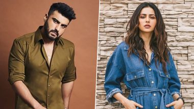 New Pair Alert! Arjun Kapoor and Rakul Preet Singh to Star in a Family Dramedy Which Will Be Produced by John Abraham