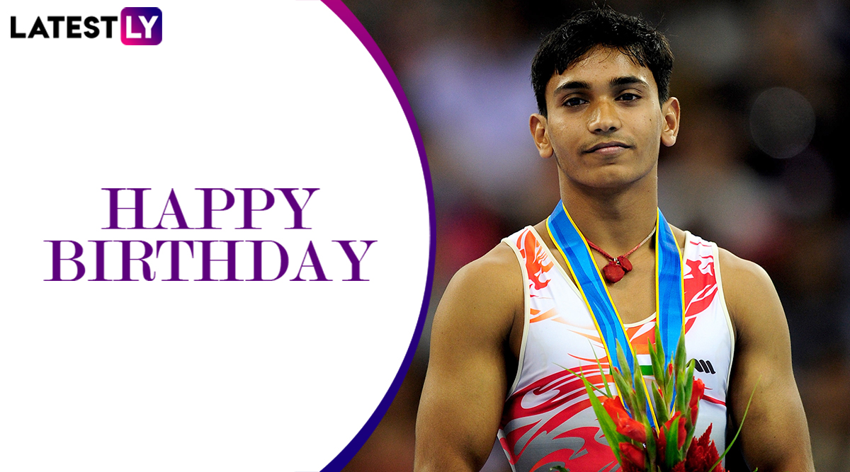 Happy Birthday Ashish Kumar: 5 Lesser-Known Things to Know About India's Spectacular Gymnast As He Turns 29